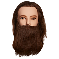 Mr Chad Mannequin Head with Beard