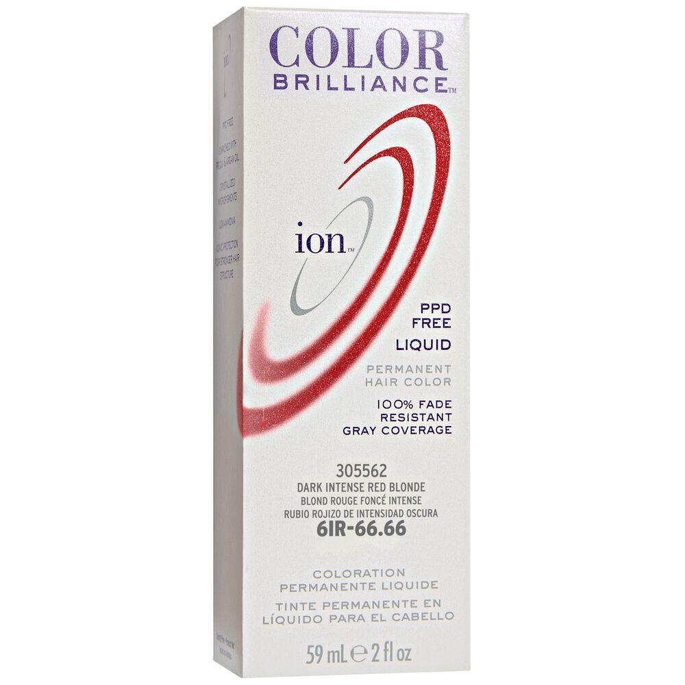 Ion Color Brilliance Permanent Liquid Hair Color 6ir 6ir