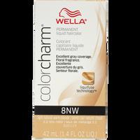Light Natural Warm Blonde Color Charm Liquid Permanent Hair Color