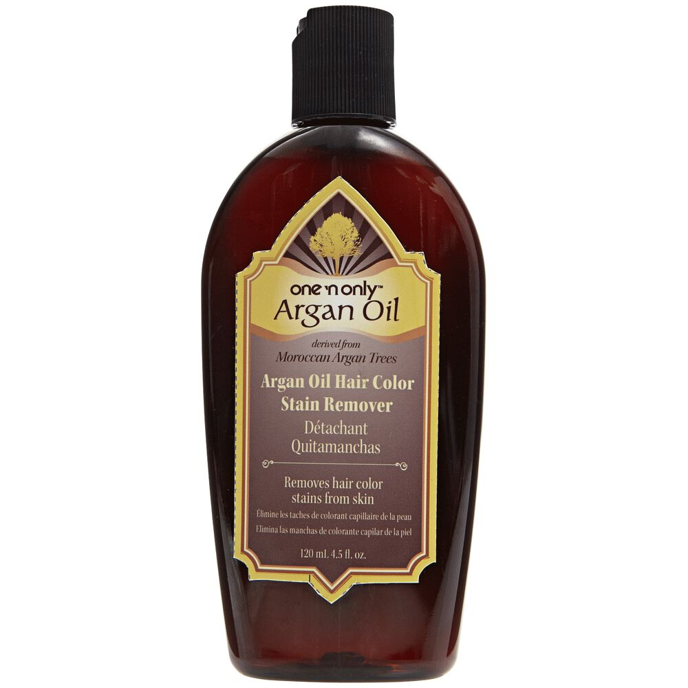 One N Only Argan Oil Hair Color Stain Remover