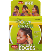 Olive Miracle Silky Smooth Edges