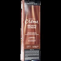 BR1 Dark Red Brown Permanent Creme Hair Color