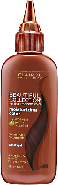 Honey Brown Moisturizing Semi Permanent Hair Color