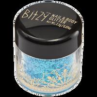 Aqua Shimmer Nail & Body Glitter