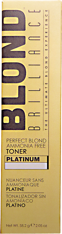 Platinum Perfect Blond Ammonia Free Toner