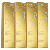 Brilliant 12 Ultra Gloss Permanent Hair Color Collection