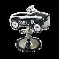 Kid's Police Car Hydraulic Styling Chair