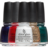 Glam Finale Nail Lacquer Collection