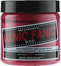 Red Passion Semi Permanent Cream Hair Color