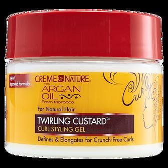 Argan Oil Twirling Custard
