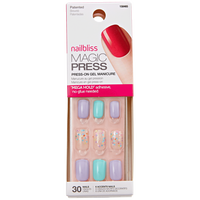 Up, Up & Away Press On Nails