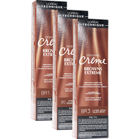 Browns Extreme Permanent Creme Hair Color
