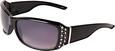 Rhinestone & Black Sunglasses