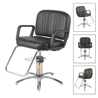 Pibbs Classic Styling Chair With 5-Star Base