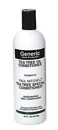Tea Tree Oil Conditioner Compare to Paul Mitchell Tea Tree Special Conditioner