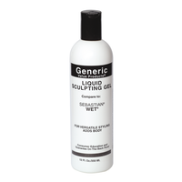 Liquid Sculpting Gel Compare to Sebastian Wet
