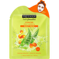 Hydrating Aloe & Seaberry Sheet Mask