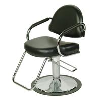 5700 Nina Chair with 4500 Chrome Base