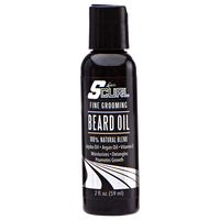 S Curl Beard Oil