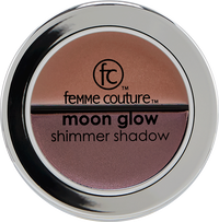 Moon Glow Shimmer Shadow Rosy Sunrise