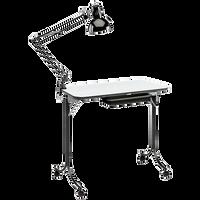 Portable Nail Table White