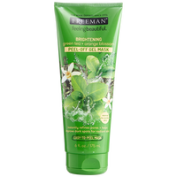 Brightening Green Tea & Orange Blossom Peel-Off Gel Mask