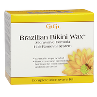 Brazilian Bikini Hard Wax Kit