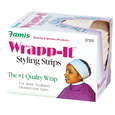 Wrapp-It White Styling Strips