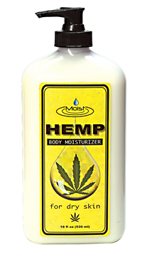 Moist Hemp Body Moisturizer
