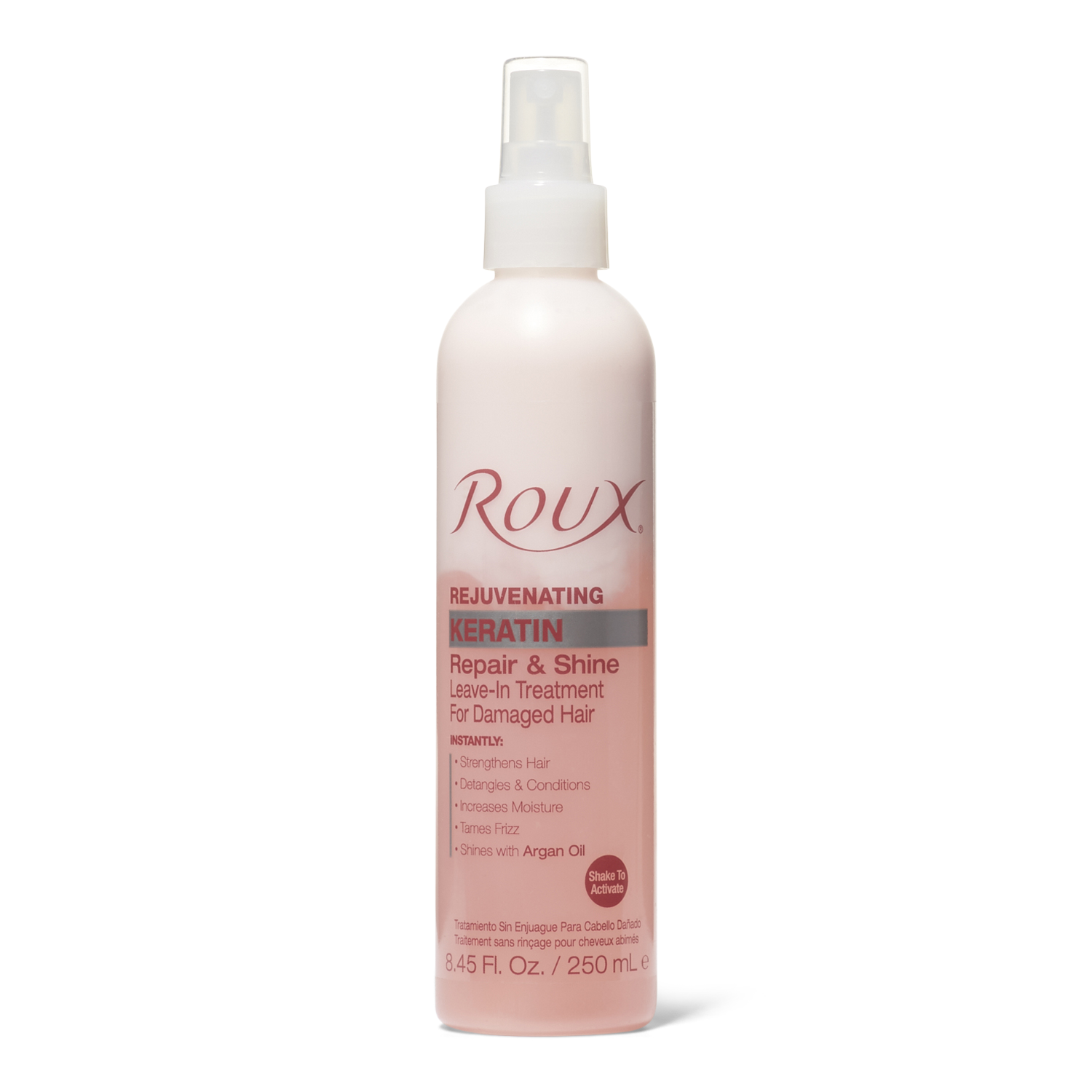 I Also Apply The Tresemmé Platinum Strength Stay Soft Leave In Treatment On Damp Hair