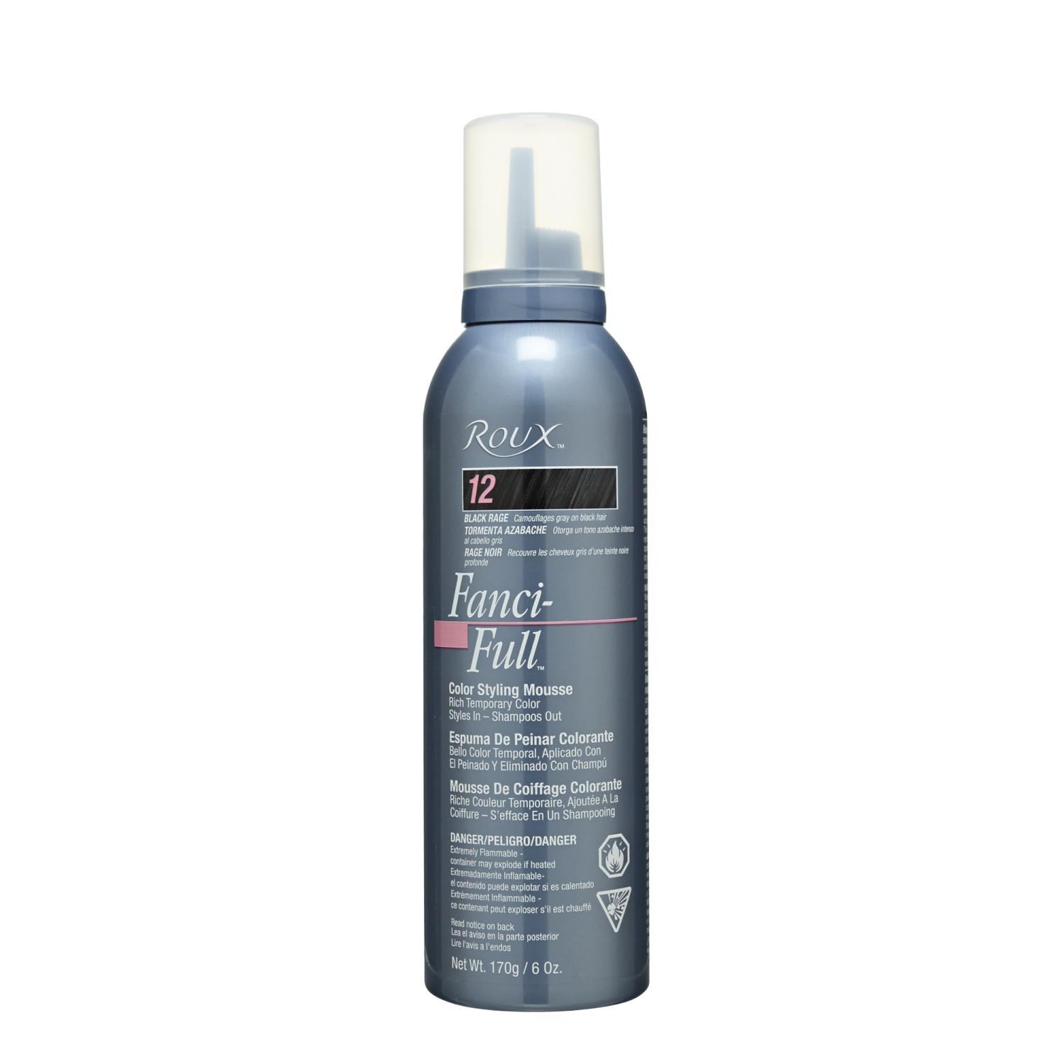 Roux Fanci-Full Temporary Color Styling Mousse