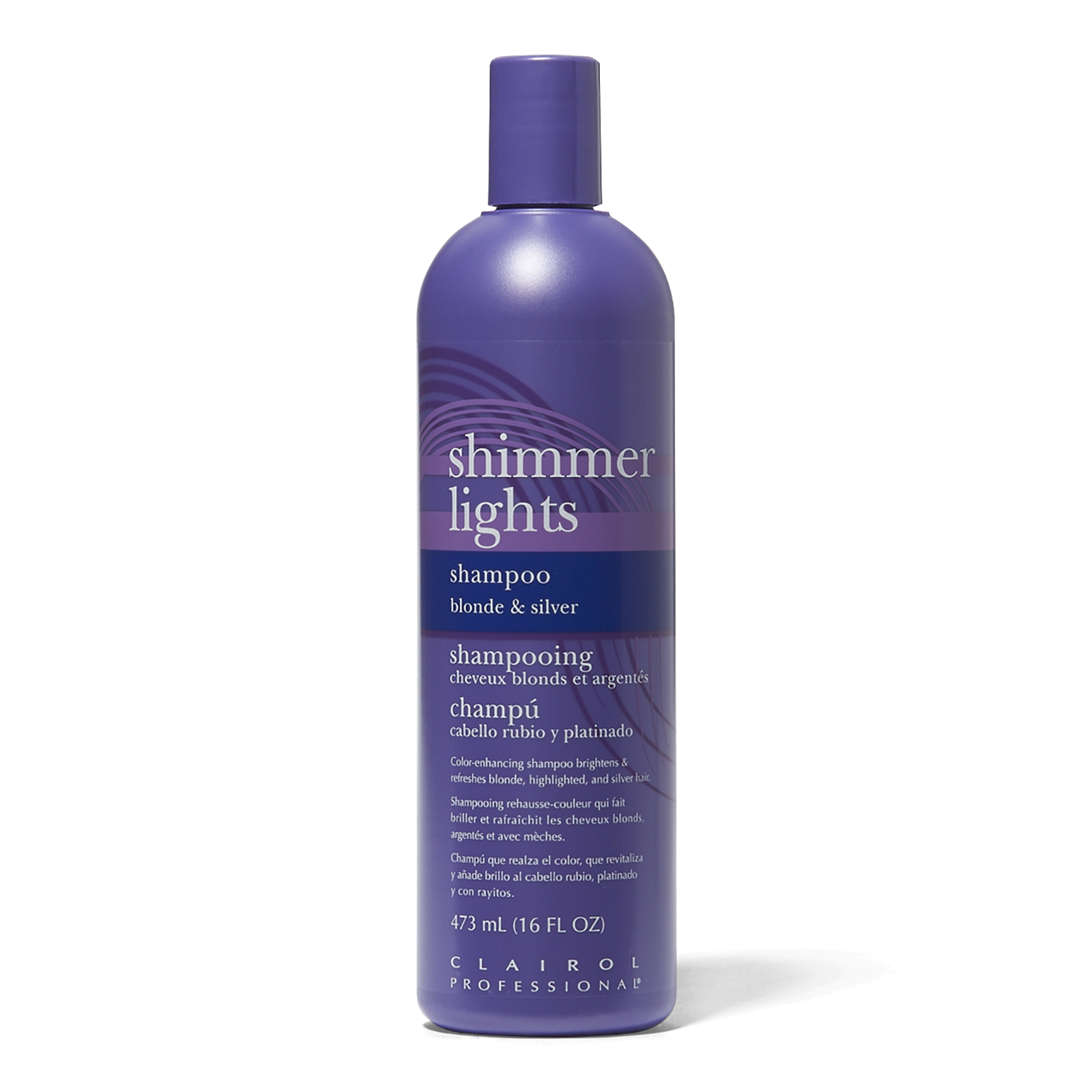 Clairol Shimmer Lights Original Conditioning Shampoo For