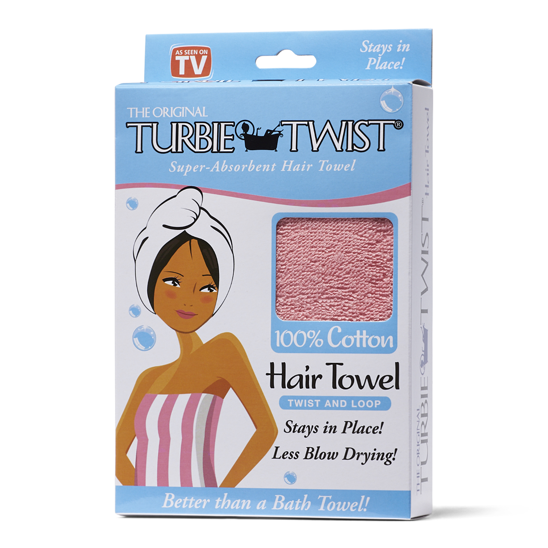 hair turban towel instructions