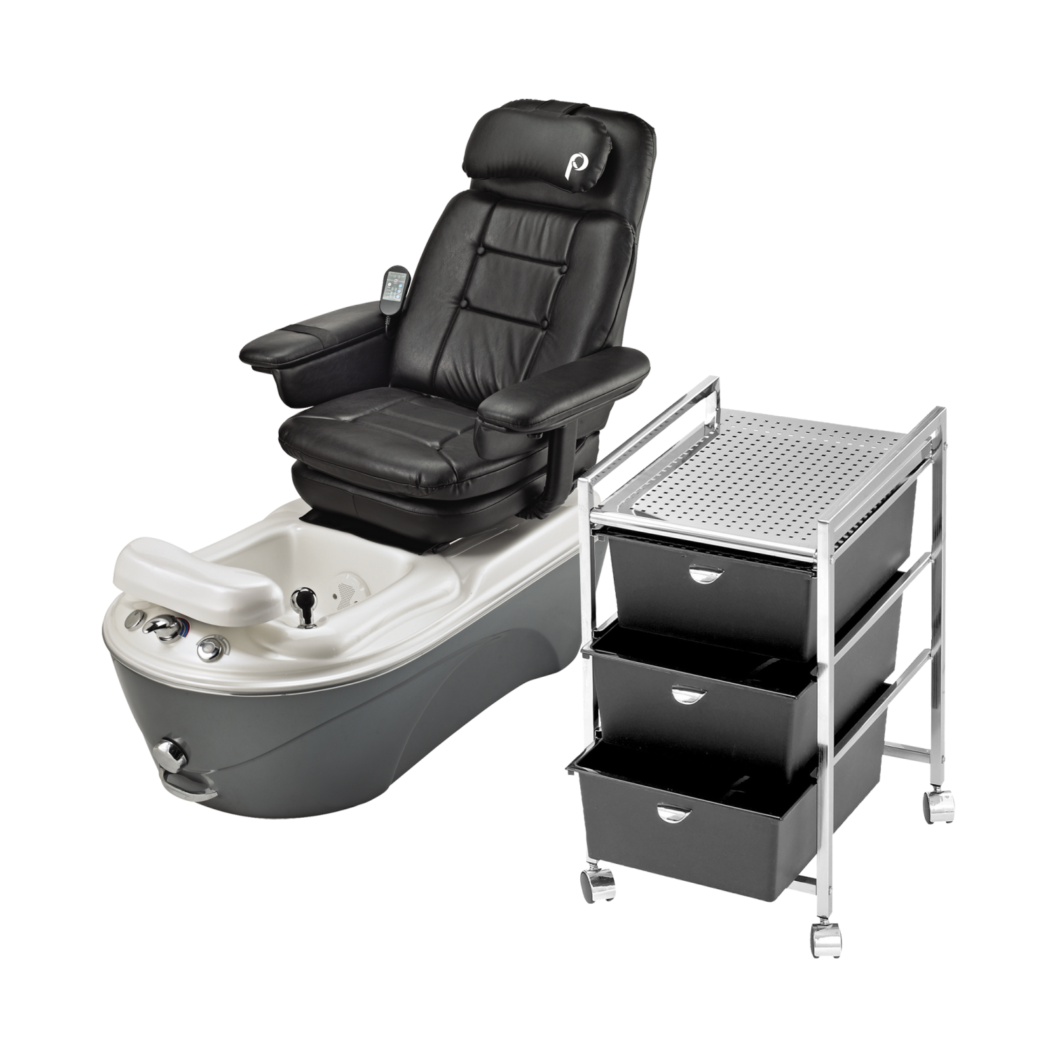 pibbs ps94 anzio pedicure spa with free d23 pedi cart