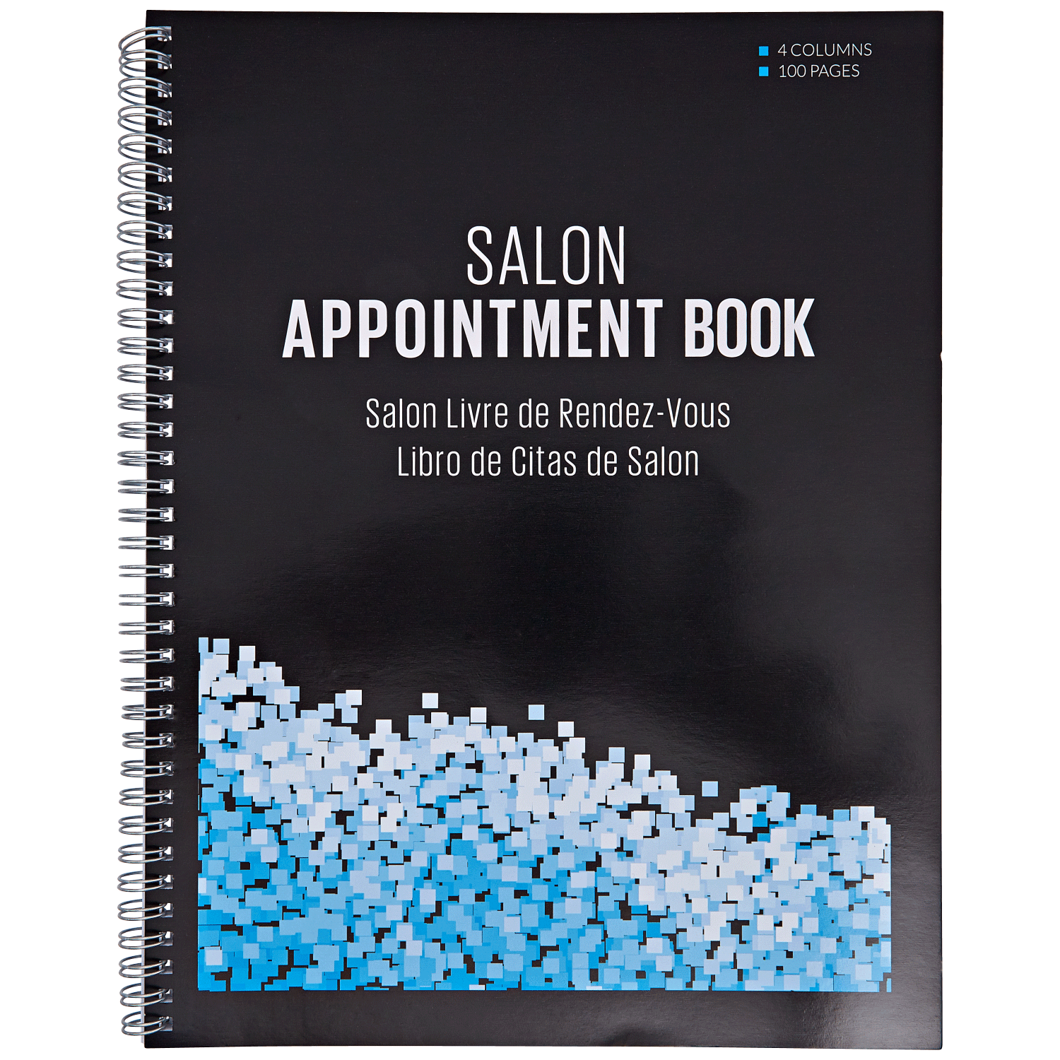 sally four column salon appointment books
