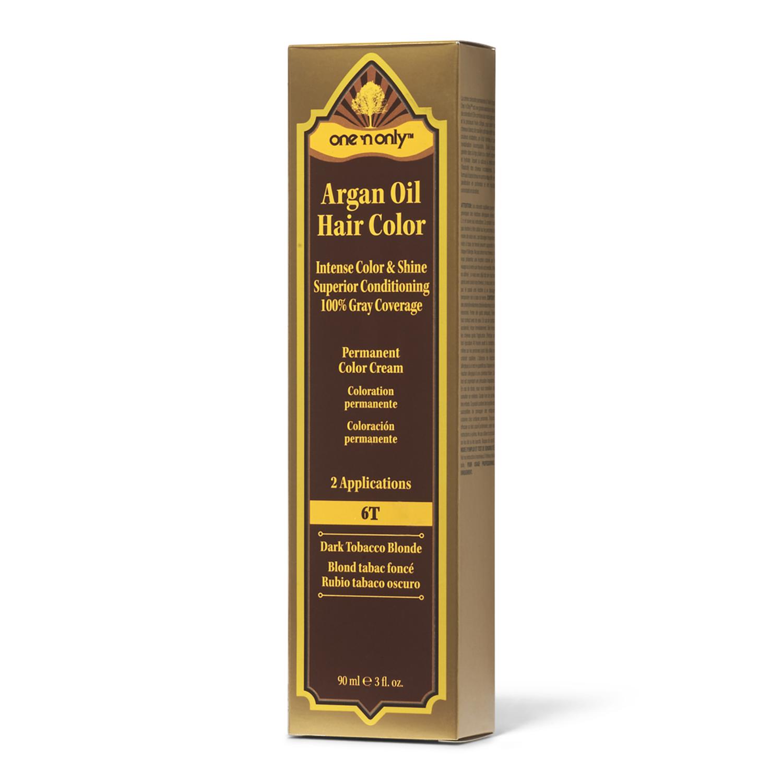 One 'n Only 6T Dark Tobacco Blonde Argan Oil Permanent