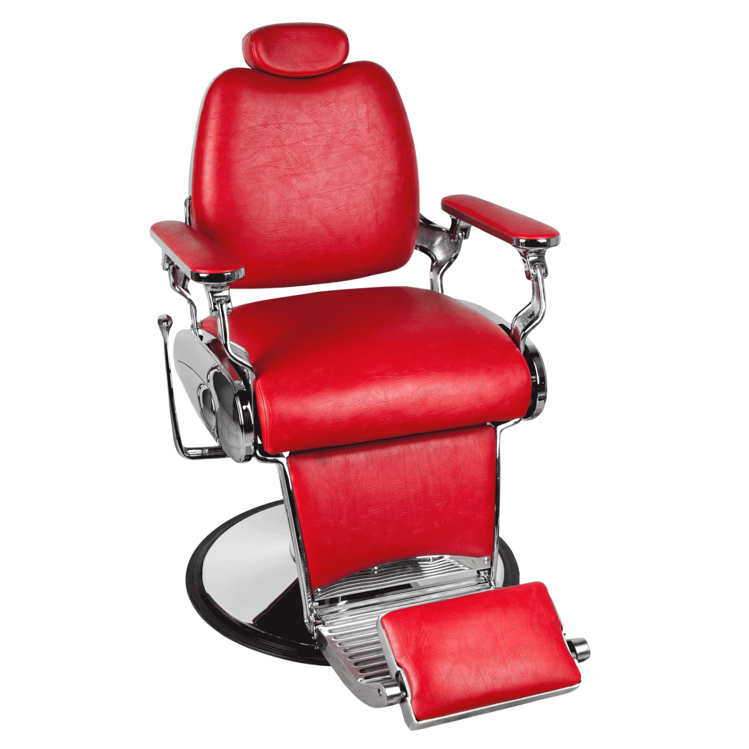 Jeffco Jaguar Barber Chair with 27 Inch Base