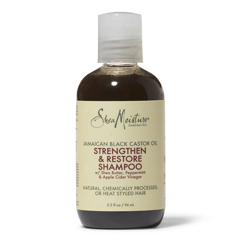 Jamaican black castor oil strengthen restore shampoo for Castor services