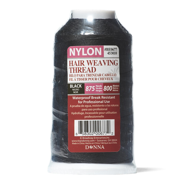 Hair extension supplies at sallybeauty black 875 yard hair weaving thread pmusecretfo Images