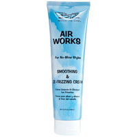 Air Works Smoothing & Defrizzing Cream