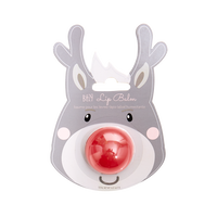 Character Lip Balm - Reindeer