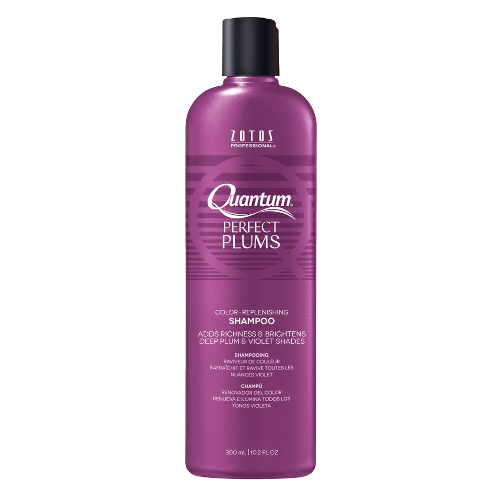 Quantum Perfect Plums Color Replenishing Shampoo Shampoo Sally