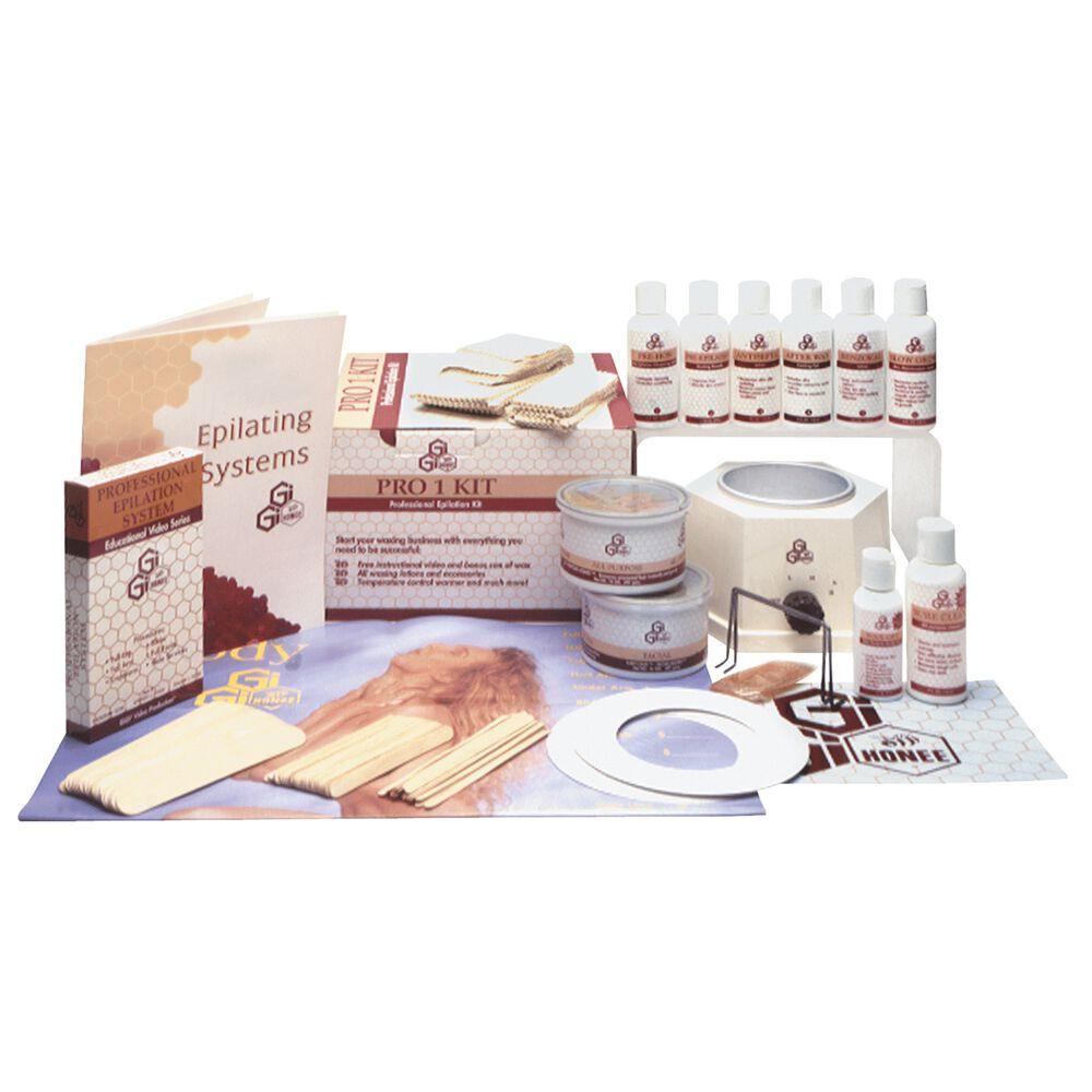 Gigi Pro 1 Professional Estheticians Waxing Kit