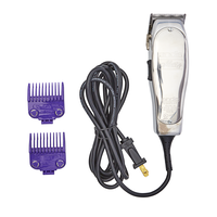 Master Clipper With Magnetic Comb Attachments
