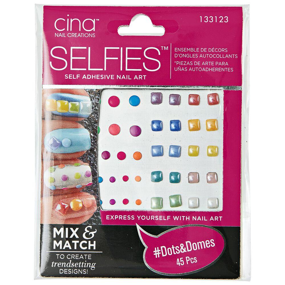 Cina selfies dotsdomes self adhesive nail art dotsdomes self adhesive nail art solutioingenieria Image collections