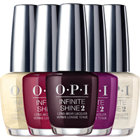 Infinite Shine Love OPI, XOXO Collection