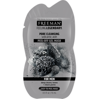 Pore Clearing Peel-Off Mask with Volcanic Ash