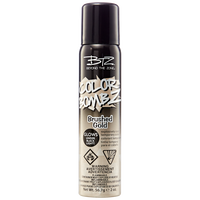 Brushed Gold Temporary Hair Color Spray