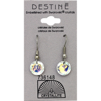 Destine AB Classic Cut Dangle Earring
