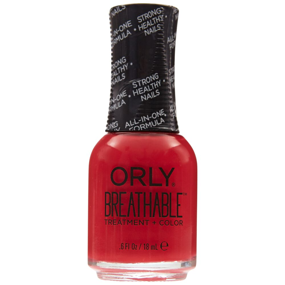 ORLY Breathable Treatment & Color Nail Lacquer